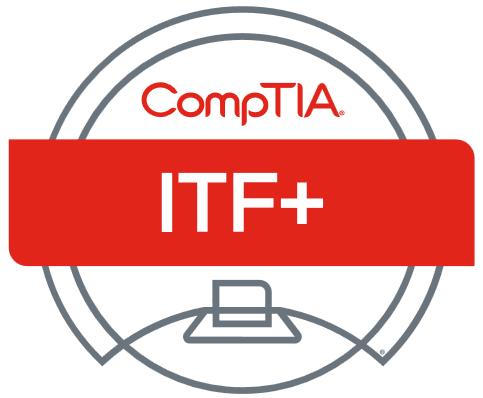 CompTIA ITF+ Logo