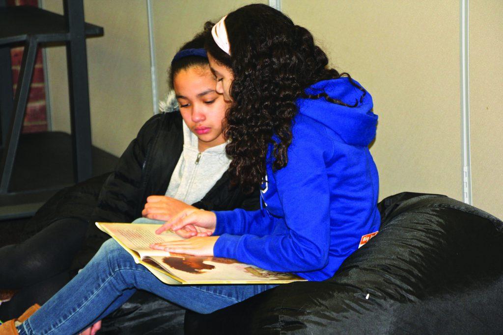 Literacy Sisters