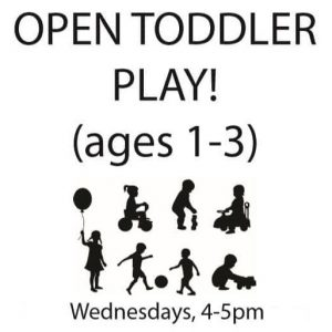 Open Toddler Play