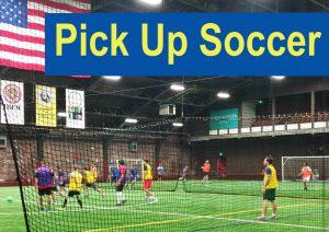 Pickup Soccer